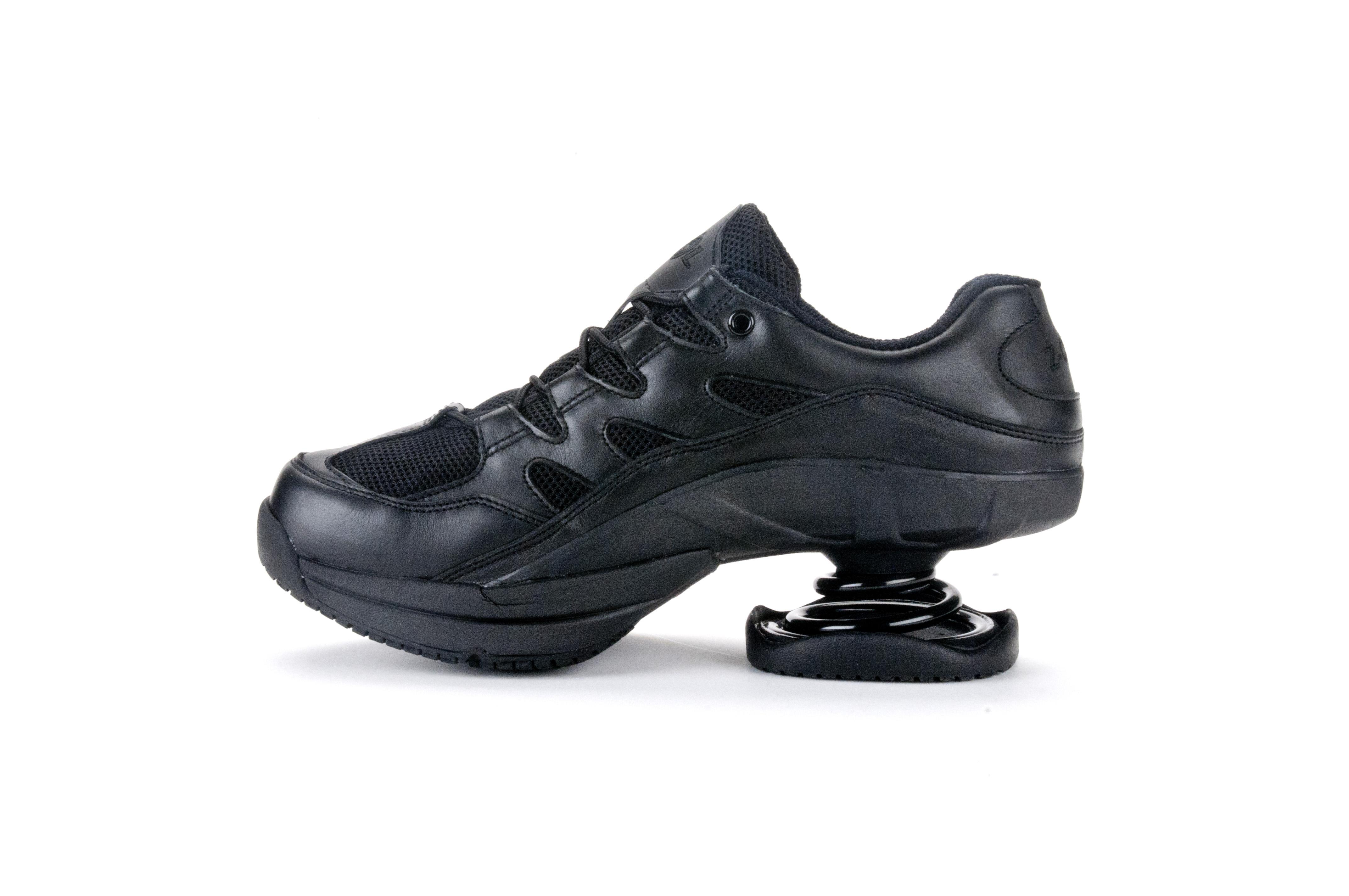 c744379856ad Z-Coil FW-02020 Freedom Black Slip Resistant - River Valley Comfort ...
