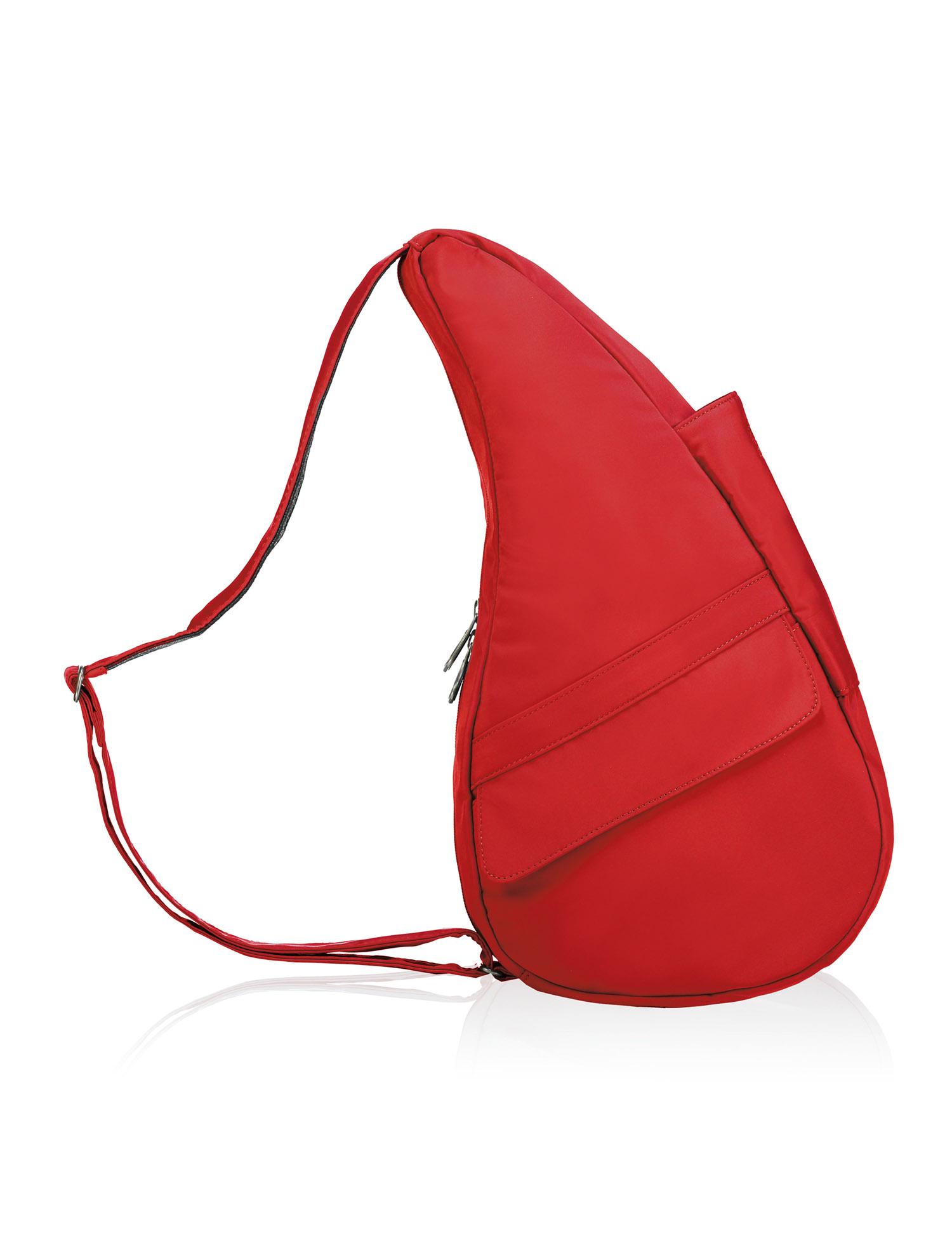 Ameribag Healthy Back Bag 174 Hbb 7103 Small Red Microfiber