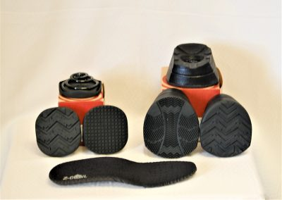 Z-CoiL Coils and Insole