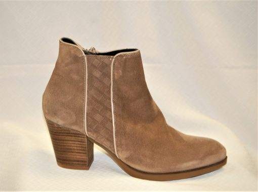 Cecelia Taupe Suede by Eric Michael